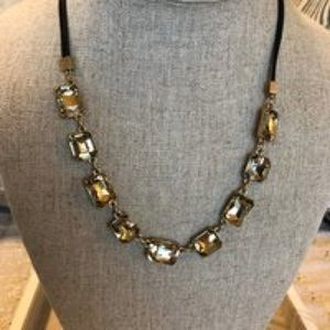 Stella & Dot Reese Sparkle Necklace